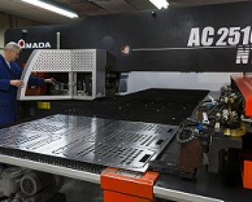 Process for Sheet Metal Fabrication in the 21st Century