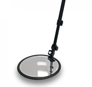 Telescopic Inspection Round Mirror With Light - Standard Arm TA-170-Search-ILL (SDOPT001)