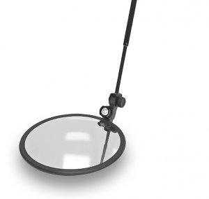 Telescopic Inspection Mirror With Light - Compact Arm TA-Search-MIR-ILL (CAOPT001)