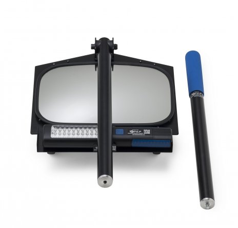 Wheeled Under Vehicle Inspection Mirror - (UVSM001)